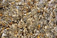 Yosemite Merced River Mountain Stream Creek Ripples Rocks Pebbles Sand