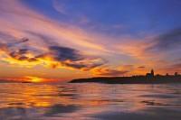Santa Cruz Kayak Sunset, Lighhouse Point