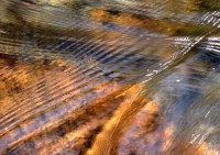 Mountain Stream, Abstract, Motion