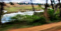 Black Mountain, Inverness, Driving, Tomales Bay, Blur, Abstract, Blurred,