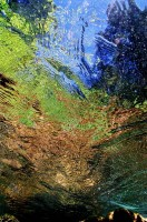 Rubicon River, Underwater, Abstract, Middle Fork of the American River